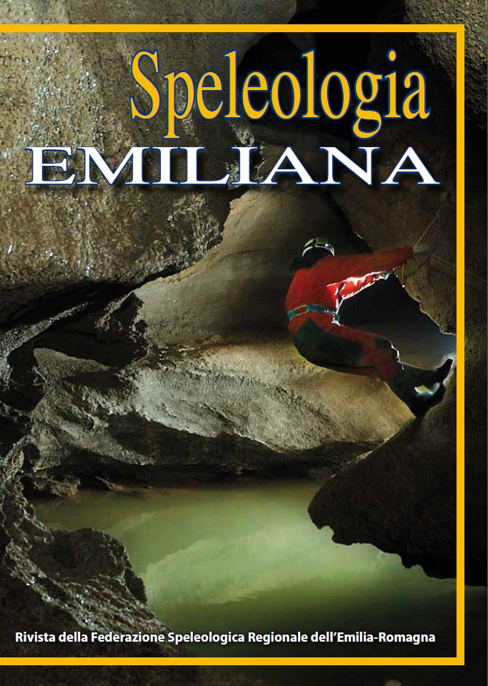 Speleologia Emiliana n° 3 - 2012