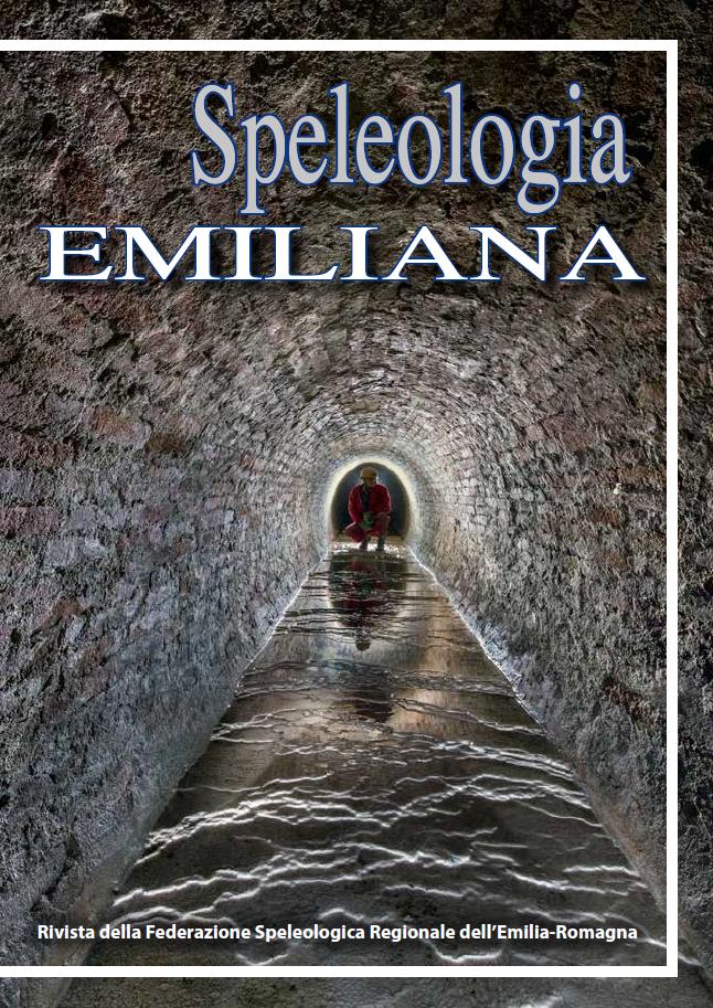 Speleologia Emiliana n° 5 - 2014