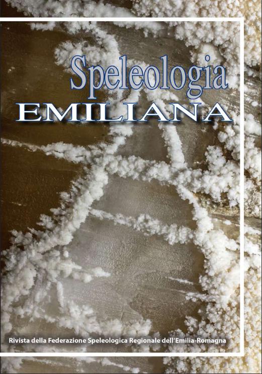 Speleologia Emiliana n° 7 - 2016