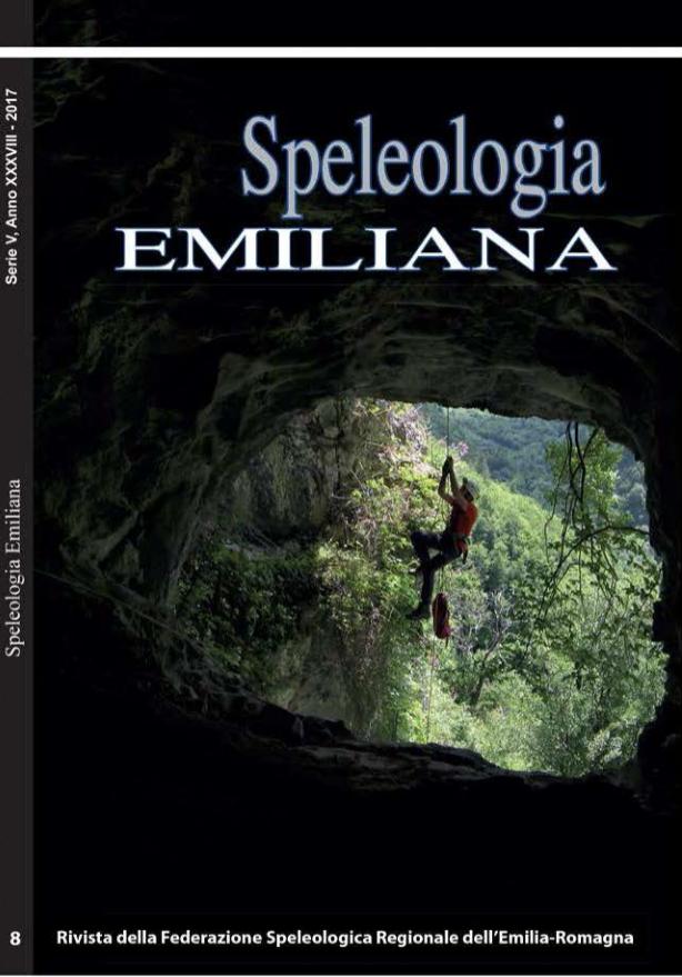 Speleologia Emiliana n° 8 - 2017
