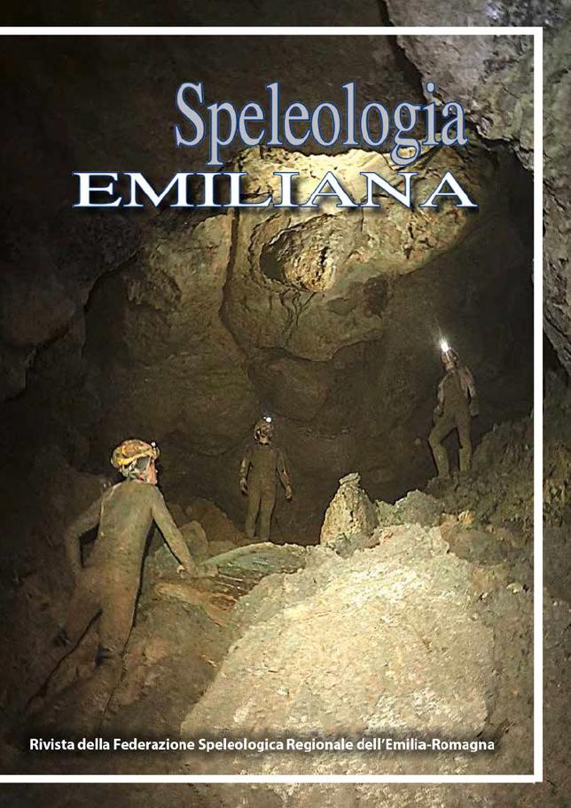 Speleologia Emiliana n° 9 - 2018